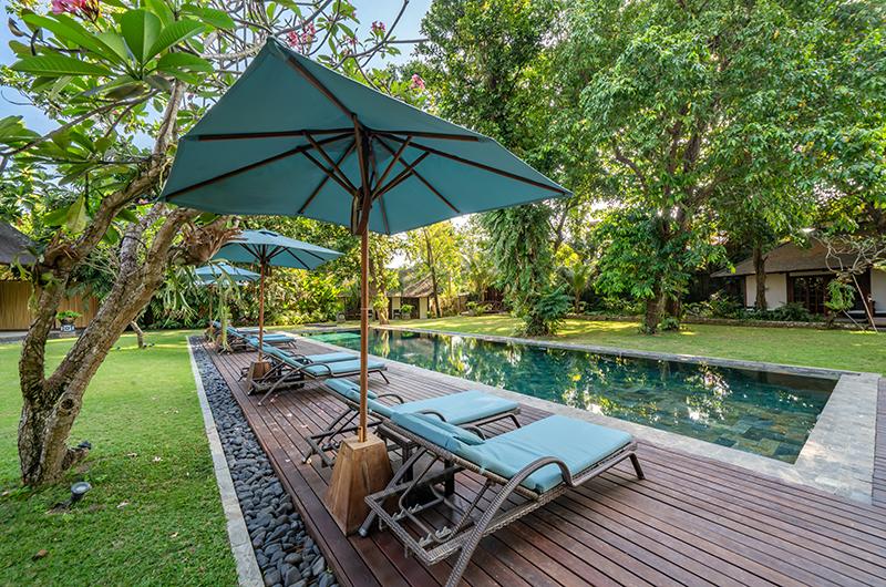 Villa Tirtadari Tropical Garden with Pool | Umalas, Bali