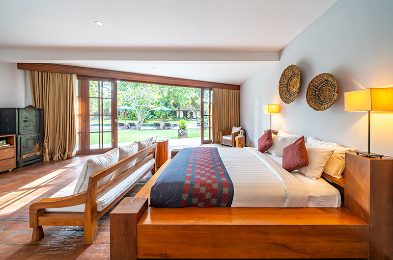 Villa Tirtadari Bedroom One | Umalas, Bali