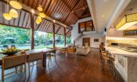 Villa Tirtadari Living Room | Umalas, Bali