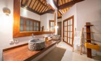Villa Tirtadari His and Hers Vanity | Umalas, Bali
