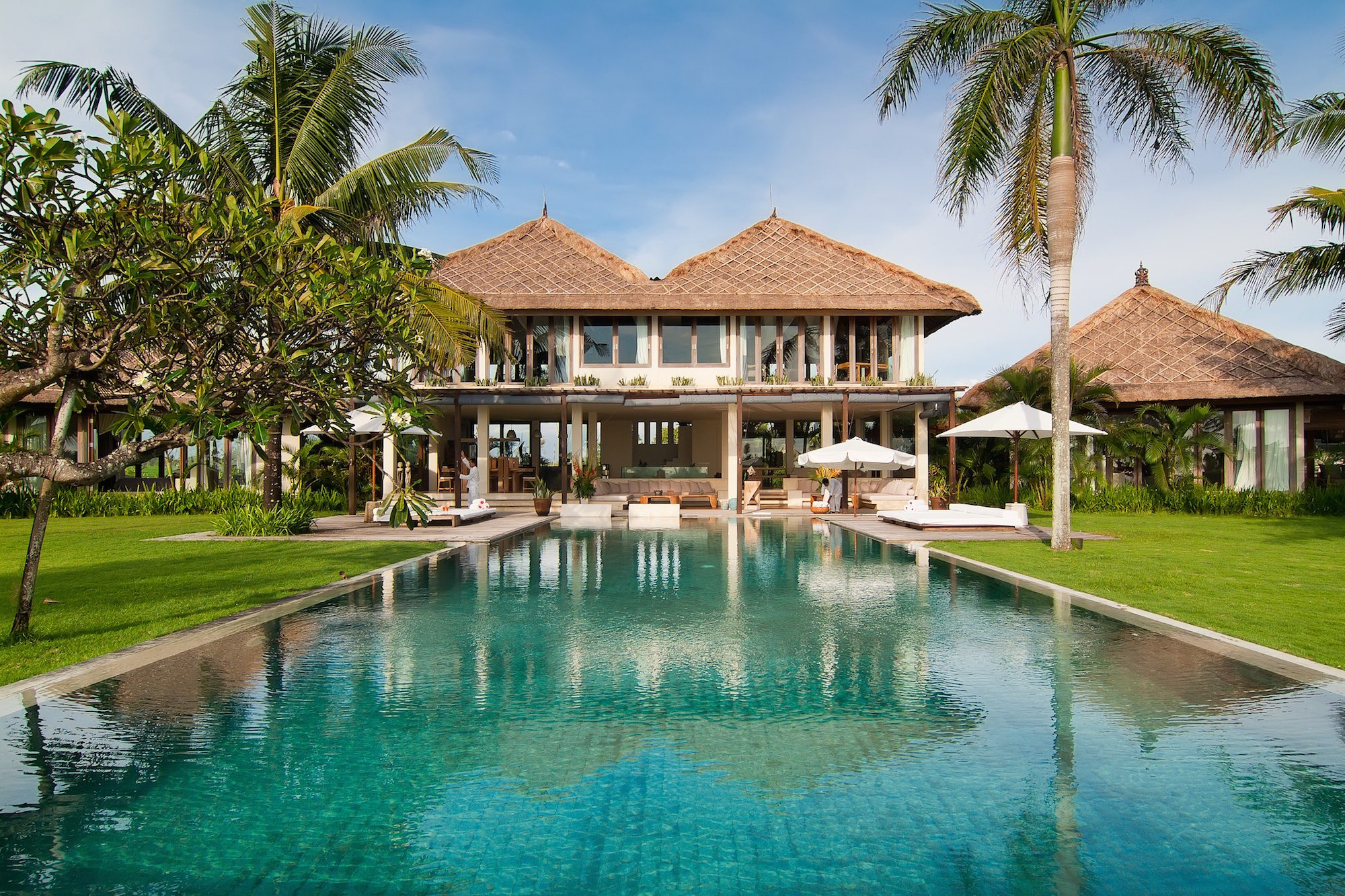 10 of the Most Extravagant Villas in Canggu