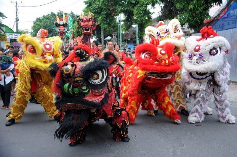 Chinese New Year Costume