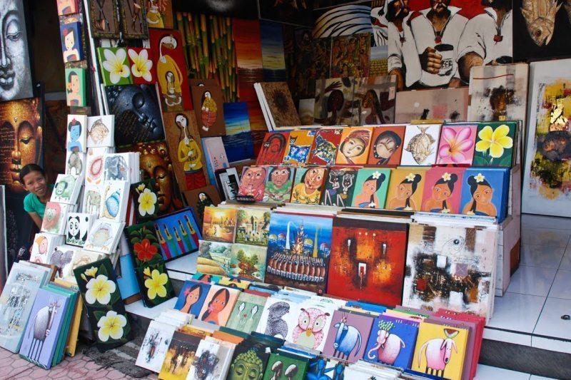 Bali Paintings