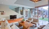 Akara Villas Seating | Petitenget, Bali