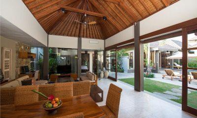 Akara Villas Living and Dinning Room | Petitenget, Bali