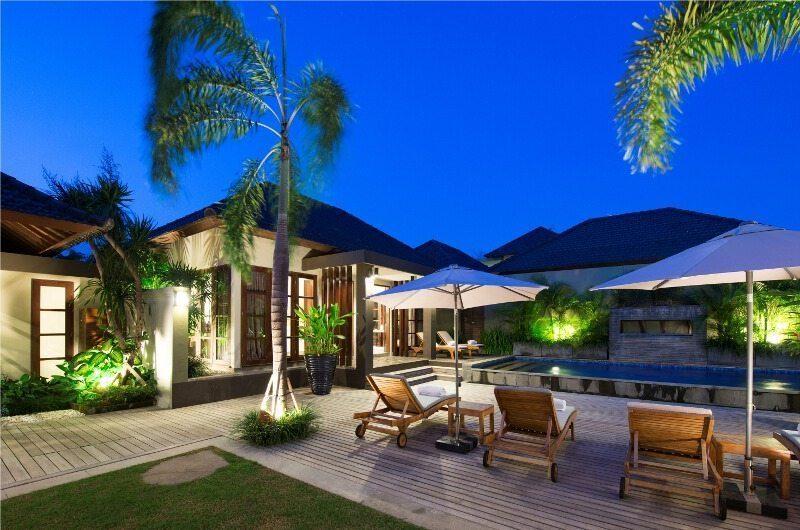 Akara Villas Pool Side   Petitenget, Bali