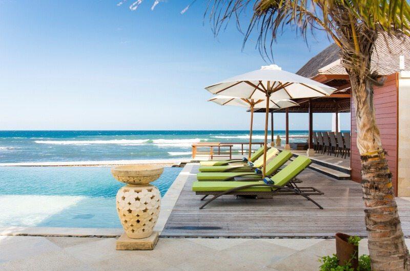 Bali Beachfront Villa