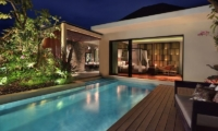 Berry Amour Romantic Villas Mystique Villa Swimming Pool | Batubelig, Bali