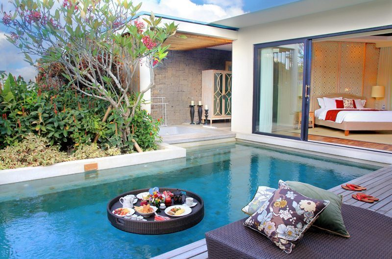 Berry Amour Romantic Villas Temptation Villa Swimming Pool | Batubelig, Bali
