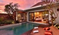 Berry Amour Romantic Villas Temptation Villa Sun Deck | Batubelig, Bali