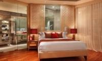 Berry Amour Romantic Villas Temptation Villa Master Bedroom | Batubelig, Bali