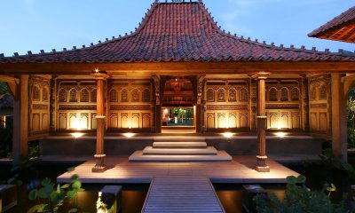 Des Indes Villas Villa Des Indes 1 Entrance | Seminyak, Bali