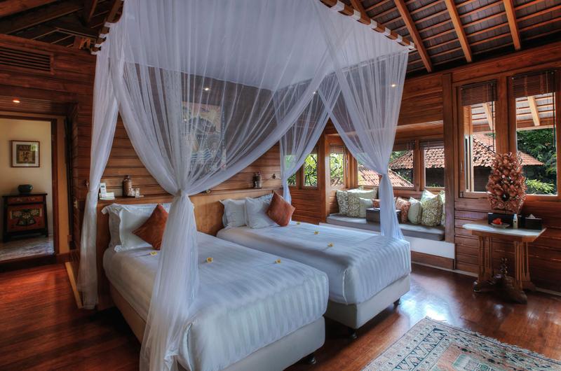 Des Indes Villas Villa Des Indes 1 Twin Bedroom with View | Seminyak, Bali