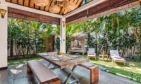 Villa Can Barca Dining Pavilion | Petitenget, Bali