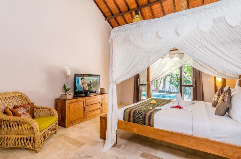 Villa Can Barca Master Bedroom | Petitenget, Bali