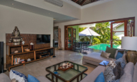Villa Indah Ungasan Media Room | Uluwatu, Bali