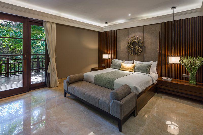 Villa Indah Ungasan Master Bedroom View | Uluwatu, Bali