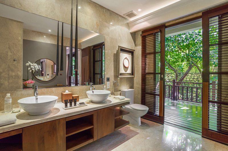 Villa Indah Ungasan Bathroom Two | Uluwatu, Bali
