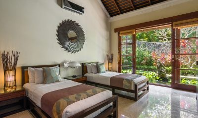 Villa Indah Ungasan Twin Bedroom with View | Uluwatu, Bali