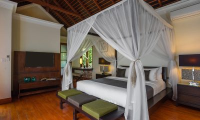 Villa Indah Ungasan Bedroom with TV | Uluwatu, Bali