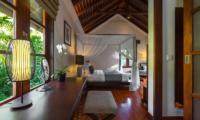 Villa Indah Ungasan Bedroom View | Uluwatu, Bali