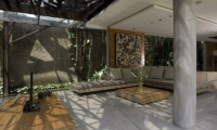 Ziva A Residence Open Living Area | Seminyak, Bali