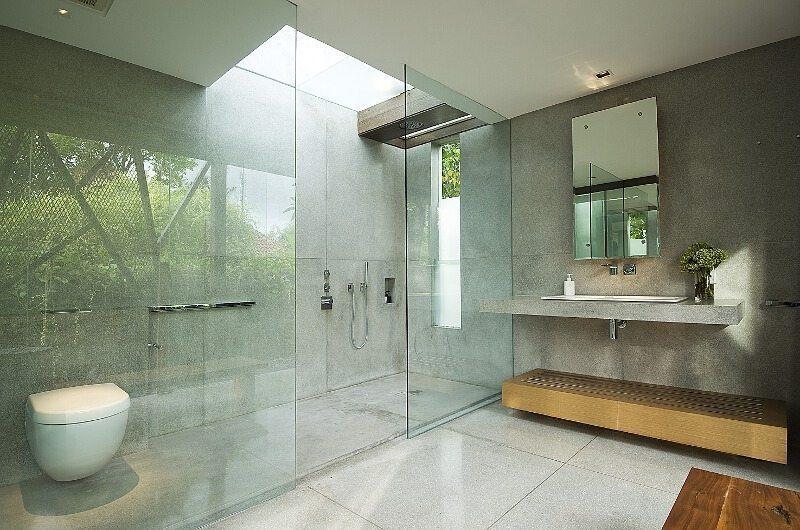Ziva A Residence Bathroom| Seminyak, Bali