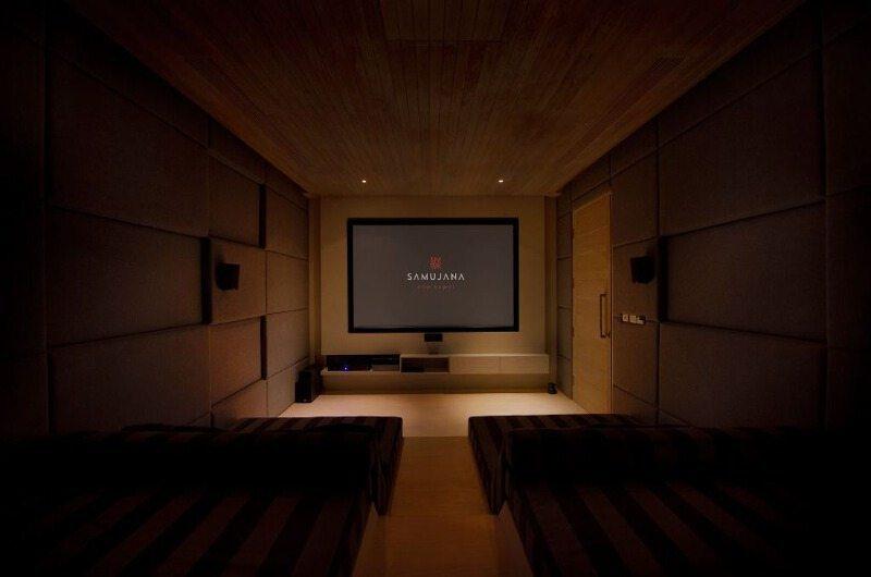 Samujana 1 Cinema Room | Koh Samui, Thailand