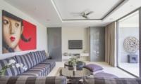 Samujana 1 Lounge Area | Koh Samui, Thailand