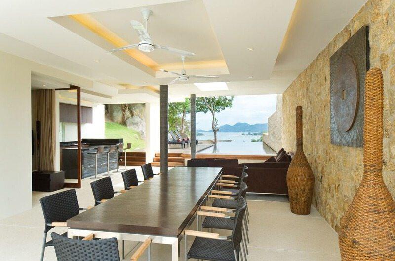Samujana 11A Dining Area | Koh Samui, Thailand