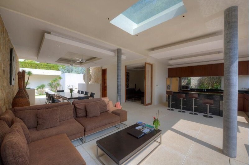 Samujana 11A Living Room | Koh Samui, Thailand