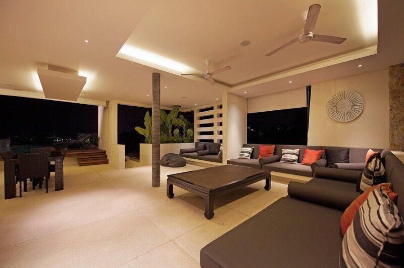 Samujana 11B Open Plan Living Area | Koh Samui, Thailand
