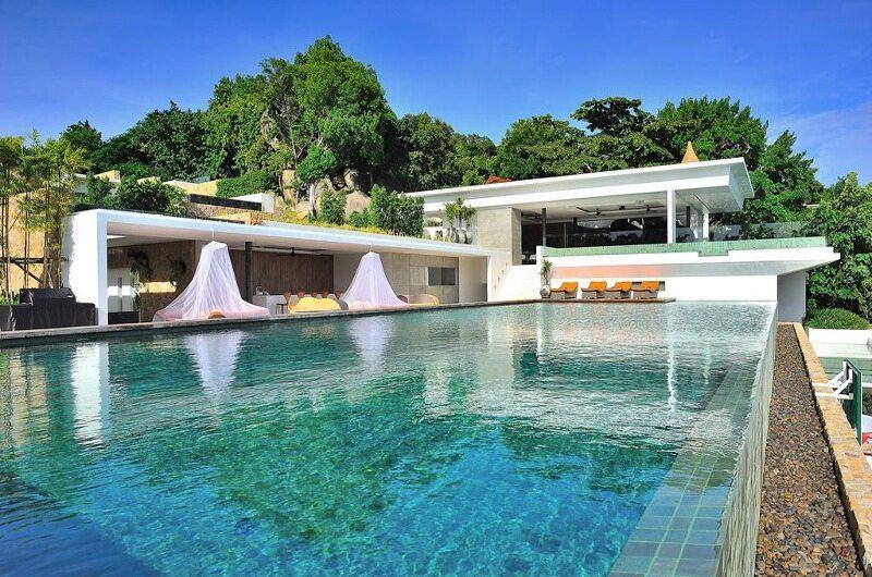 Samujana 12 Infinity Pool | Koh Samui, Thailand