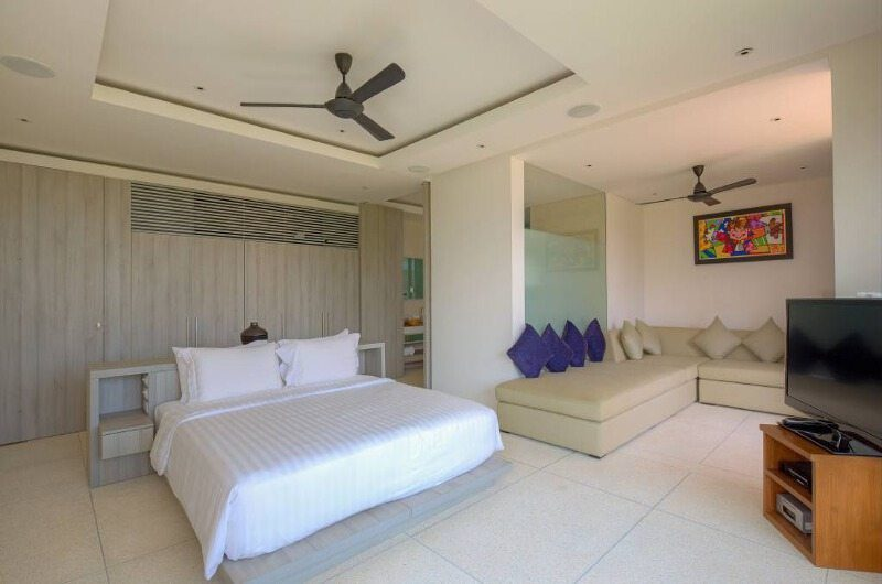 Samujana 12 Master Bedroom Front View | Koh Samui, Thailand