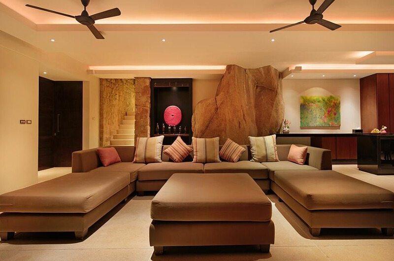 Samujana 15 Living Area | Koh Samui, Thailand