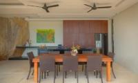 Samujana 15 Dining Area | Koh Samui, Thailand