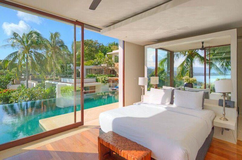 Samujana 16 Guest Bedroom | Koh Samui, Thailand