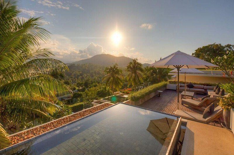 Samujana 16 Outdoor Lounge | Koh Samui, Thailand