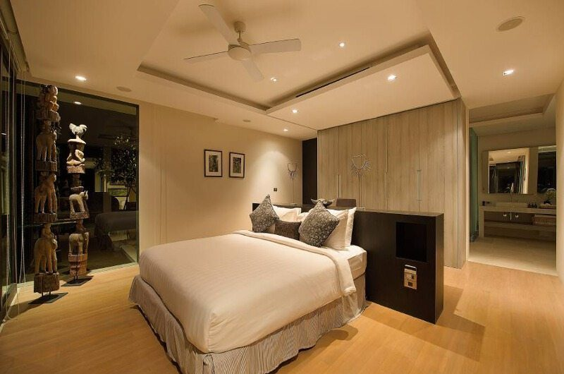 Samujana 20 Master Bedroom | Koh Samui, Thailand