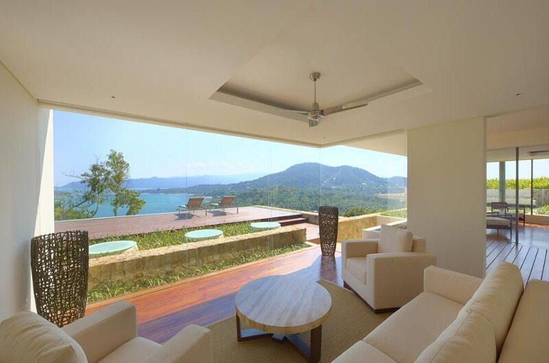 Samujana 3 Lounge Area | Koh Samui, Thailand