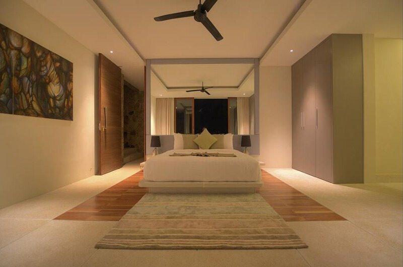 Samujana 3 Master Bedroom Front View | Koh Samui, Thailand