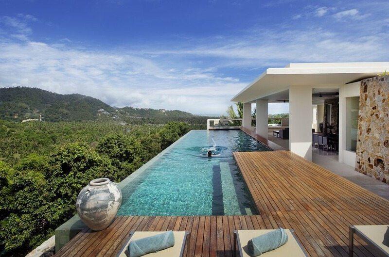Samujana 3 Infinity Pool | Koh Samui, Thailand