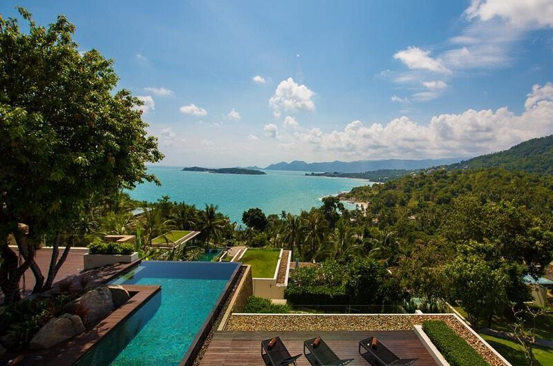 Samujana 6 Ocean View | Koh Samui, Thailand