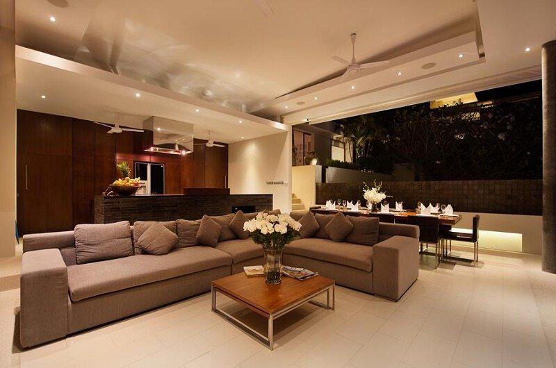 Samujana 6 Living Room | Koh Samui, Thailand