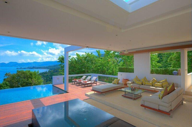 Samujana 7 Open Plan Living Area | Koh Samui, Thailand
