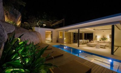 Samujana 8 Open Plan Living And Dining Area | Koh Samui, Thailand