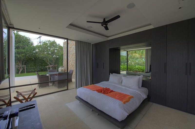 Samujana 9 Master Bedroom | Koh Samui, Thailand