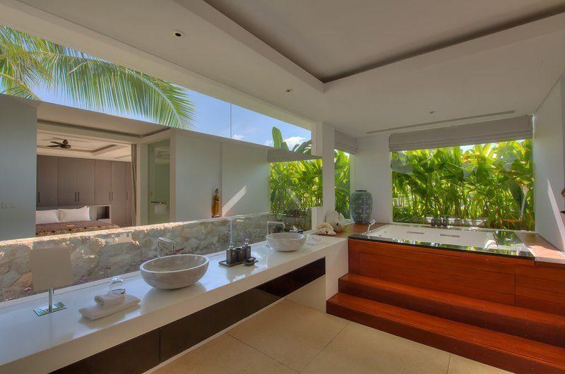 Samujana 9 Master Bathroom | Koh Samui, Thailand
