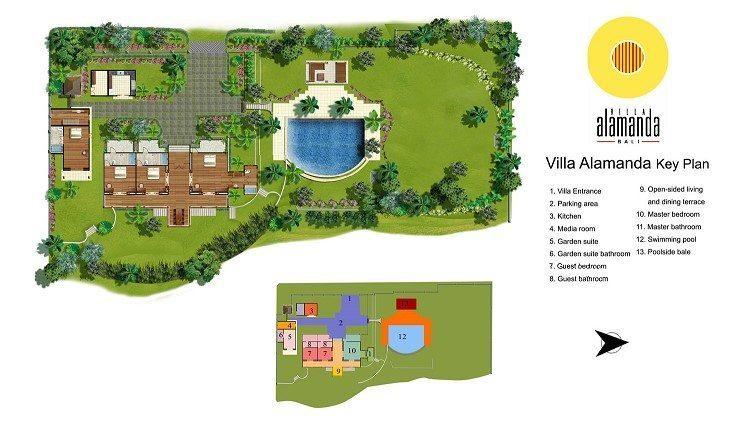 Alamanda Villa Floor Plan