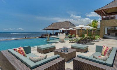 Villa Bayu Gita Bayu Gita Beach Front Open Plan Living Area | Sanur, Bali